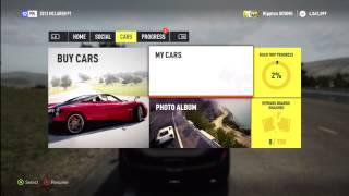 Forza Horizon 2 Fast Best Cars Money Hack Mod Gameplay Free Easy XP & Cash