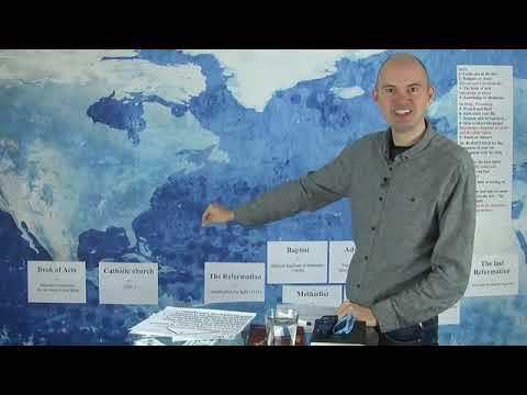 Lezione 17 - Pioneer School - Riforma del sistema chiesa