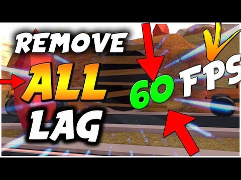 Roblox Studio Reduce Lag How To Reduce Fix Lag On Roblox Working 2019 Youtube