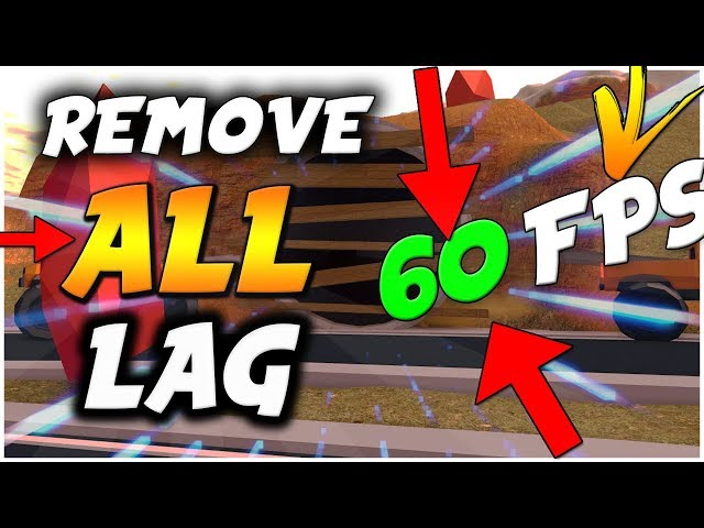 HOW TO REDUCE/FIX LAG ON ROBLOX *WORKING* (2019!)