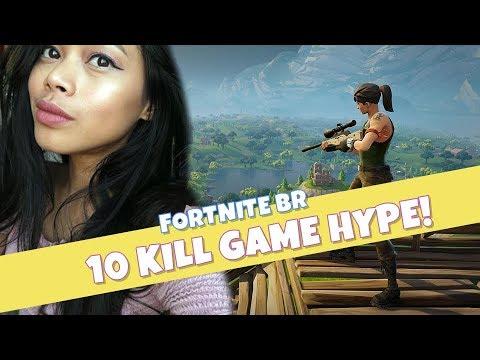 Sick 10 Kill Game!! // Fortnite Battle Royale with FemSteph, CaliGirl, and Ava!
