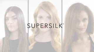 SUPERSILK Ultimate Hair Smoothing System
