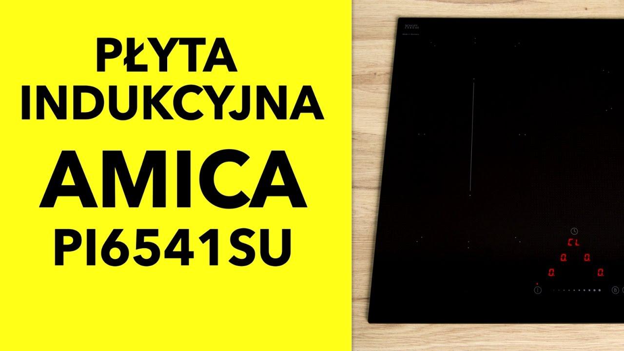 Amica Płyta Indukcyjna Pi6541su Dane Techniczne Rtv Euro Agd
