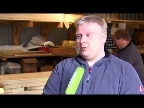 Reportage Spielturme Bei Bassner Holzbau Youtube