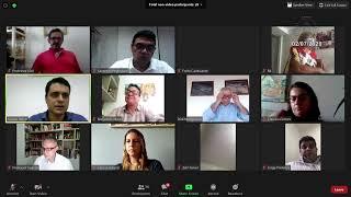 Transmissão da 29ª Sessão Extraordinária Virtual 02.07.2020.