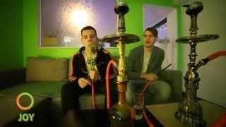 JOY. Трюки с дымом (кольца, торнадо) от Никиты Соколова :D