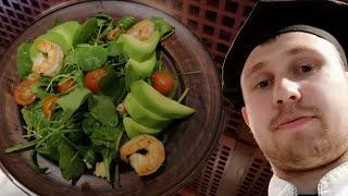 Все что нужно знать про креветки!!! Бонус салат с креветками