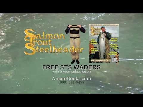 Salmon Trout Steelheader Magazine