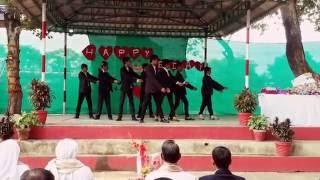 ckc jhansi dance group rishabh shrivas mj love dose like i love u