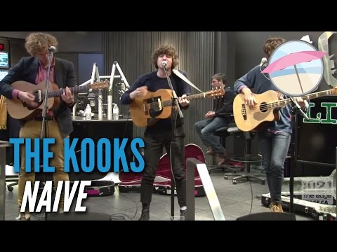 The Kooks - Naive (Live at the Edge)