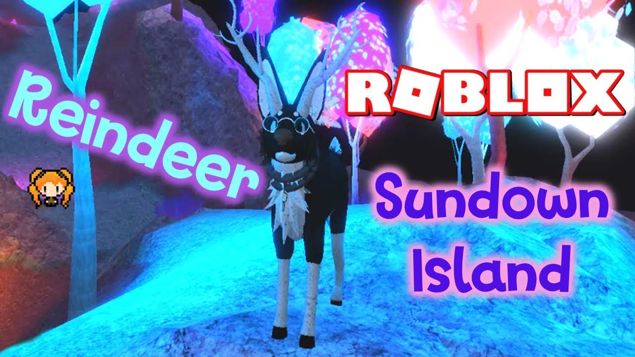 Sundown Free Roblox Roblox Sundown Island Reindeer Game Pass Sorry Short Video It S Christmas Youtube