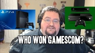 Who Won Gamescom? Xbox or Playstation? We Game!
