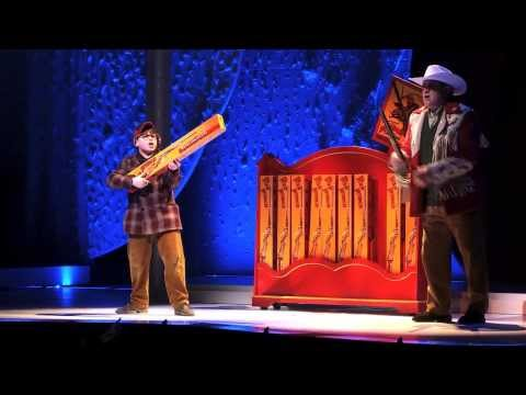 A Christmas Story, The Musical - RED RYDER CARBINE ACTION BB GUN