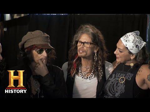 American Pickers: Aerosmith's Van & Visit Sneak Peek | New Episode Airs Mon. July 8 @ 8/7c | History