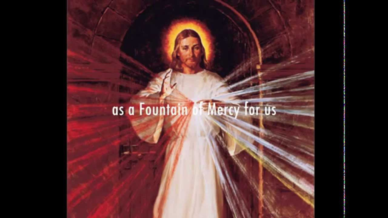 3 O'Clock Prayer Song to the Divine Mercy - YouTube