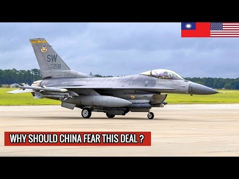 66 F16s TO BE SOLD TO TAIWAN  BY U.S !!