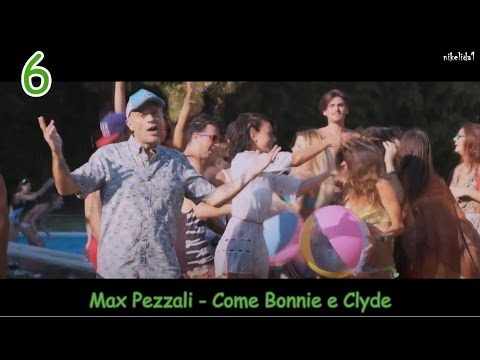 MY TOP 10 ITALIAN SONGS 2015