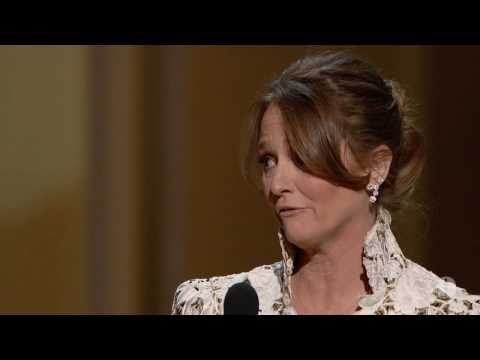 Melissa Leo winning Best Supporting Actress fragman
