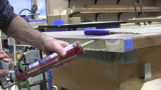 My New Shop: Cutting & Plugging a Plastpro Fiberglass Door