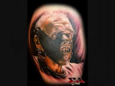 Najlepsze Tatuaże Cz1