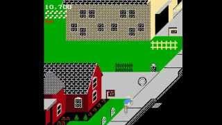 NES Longplay [220] Paperboy