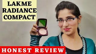 Lakme Radiance Compact Review & Demo 2020 | Natural Pearl [HINDI] | The Kaur Blog TV