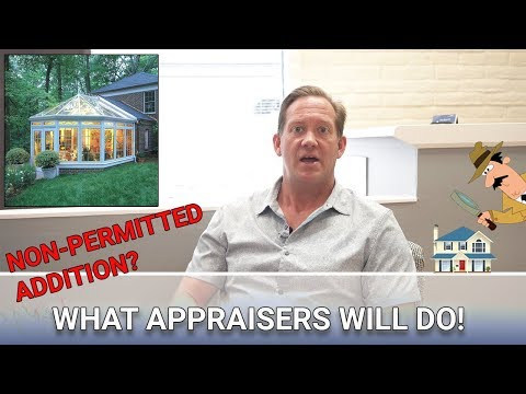 Buying A Home That Was Remodeled Without A Permit