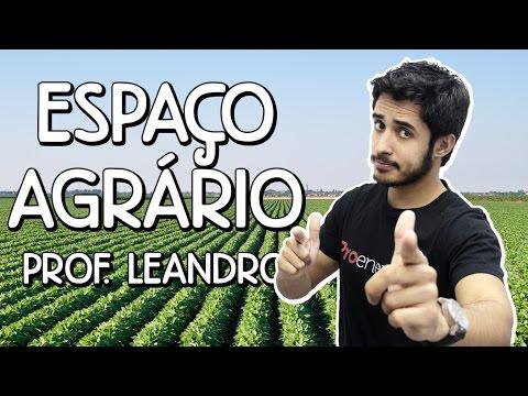 espaço-agrário:-sistemas-agrícolas-|-geografia-|-prof.-leandro-almeida