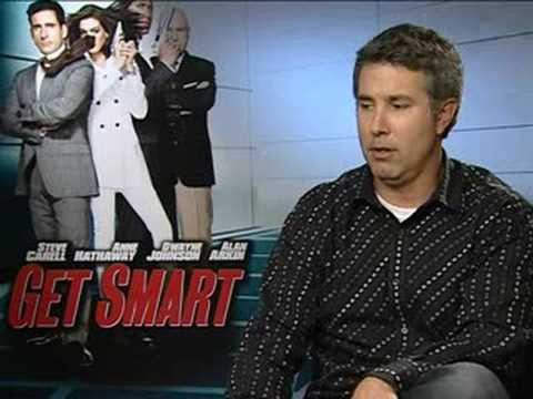 Get Smart: Exclusive Interview: Director Peter Segal Mp3