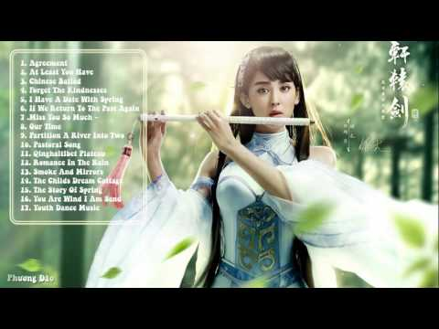 Beautiful Chinese Music - The Best Instrumental Bamboo Flute
