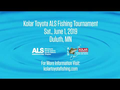 David Solon On Sponsoring The Kolar Toyota ALS Fishing Tournament