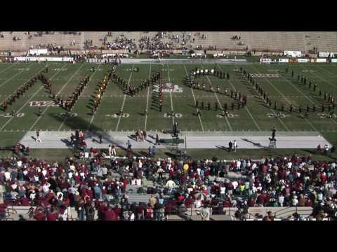 """Aggie Fight Song"", ""Pride"" Marching Band NMSU Las Cruces11-8-2008"