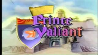 El Príncipe Valiente opening sub. español