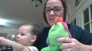 Carrie's Story: Jordan's Little Monster Friend