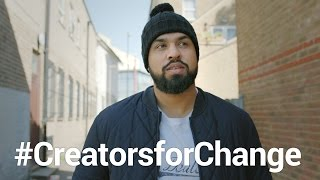 YouTube Creators for Change: Humza Arshad thumbnail