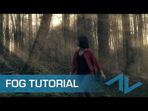 Tutorial: How to Composite Atmospheric Smoke & Fog in After Effects