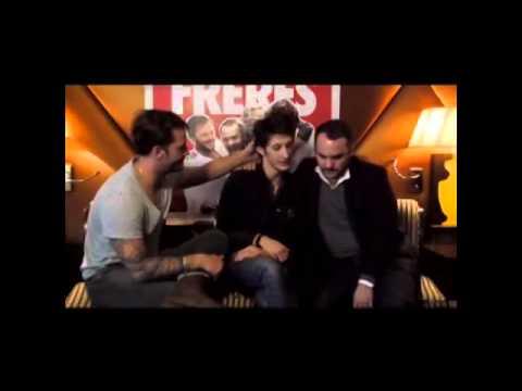 Interview Comme des Frères : Nicolas Duvauchelle, Pierre Niney, François-Xavier Demaison
