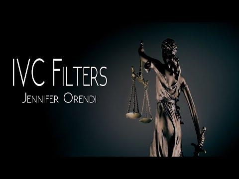 IVC Filters - Jennifer Orendi