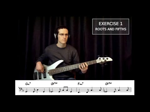 "Building Bossa Basslines #2: ""The Girl From Ipanema"" - Bass Guitar Lesson"