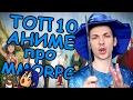 ТОП 10 аниме про попаданцев в онлайн игру MMORPG (vs реклама, которая не реклама Revelation Online)