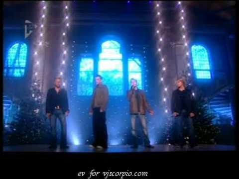 WestLife & Diana Ross - When YouTell Me That You Love Me  '  The ChristmasWebsite