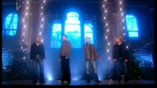 """WestLife & Diana Ross - When YouTell Me That You Love Me  '  The ChristmasWebsite """""""