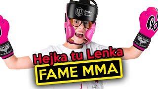 Wyzywam HEJKA TU LENKA na FAME MMA! *HEJT NA LENKE*