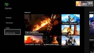Een Xbox Live Gold prepaid code activeren op je XboxOne