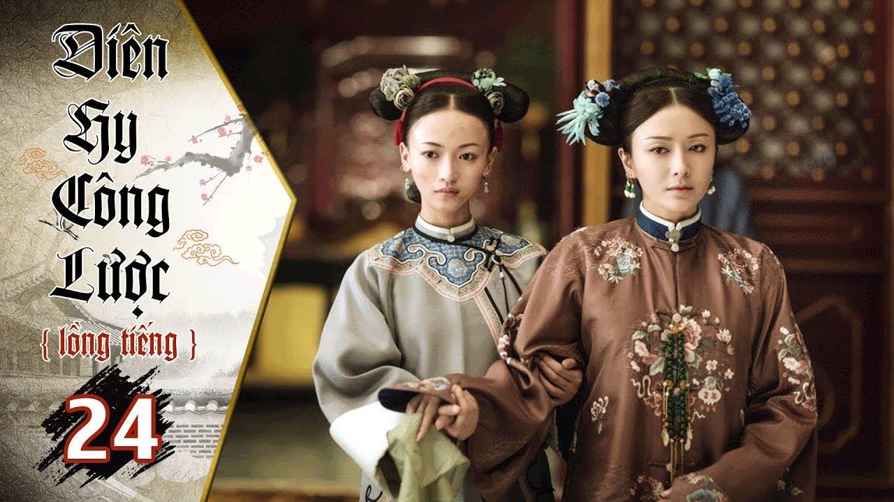 image Diên Hy Công Lược - Tập 24 (Lồng Tiếng) | Phim Bộ Trung Quốc Hay Nhất 2018 (17H, thứ 2-6 trên HTV7)