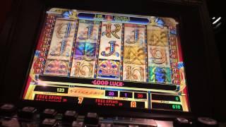 Cleopatra big bonus win $20 bet high limit slots