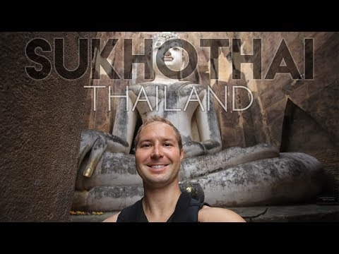 Siam's Ancient Capital   A Day At Sukhothai Historical Park   Thailand