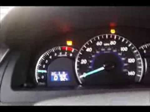 2012 toyota camry xle v6 0 to 60 youtube. Black Bedroom Furniture Sets. Home Design Ideas