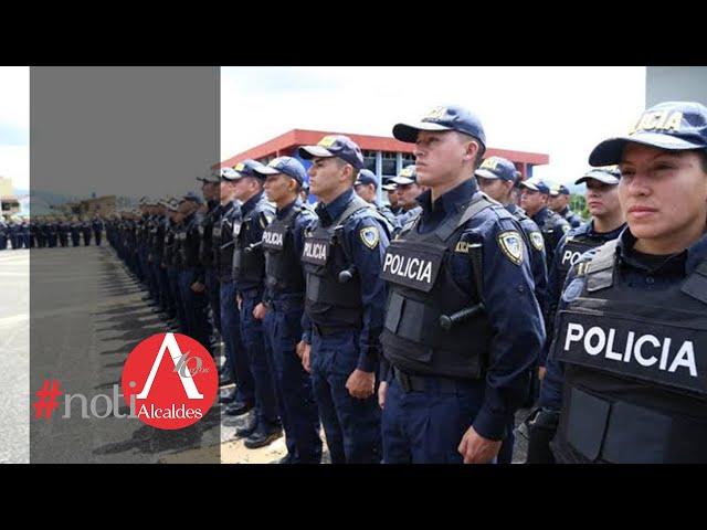 Noti Alcaldes: 4% de la población vive en municipios sin policías