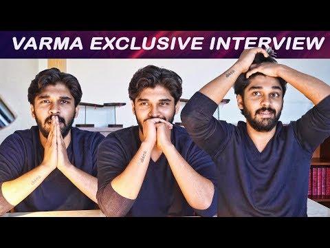 Dhruv Vikram Exclusive Interview | Varma | Director Bala | Camera-um Naanum